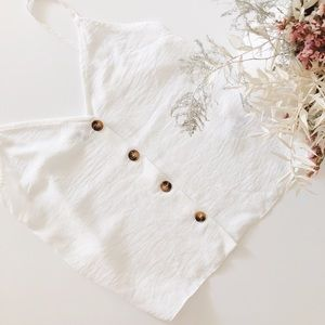 Tooshop Button Top